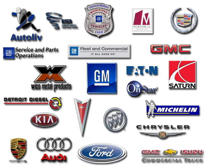 famous car related eps logos
